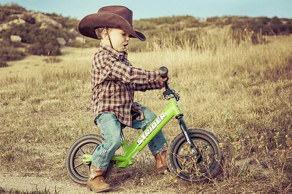 Lợi ích tuyệt vời của xe đạp cân bằng