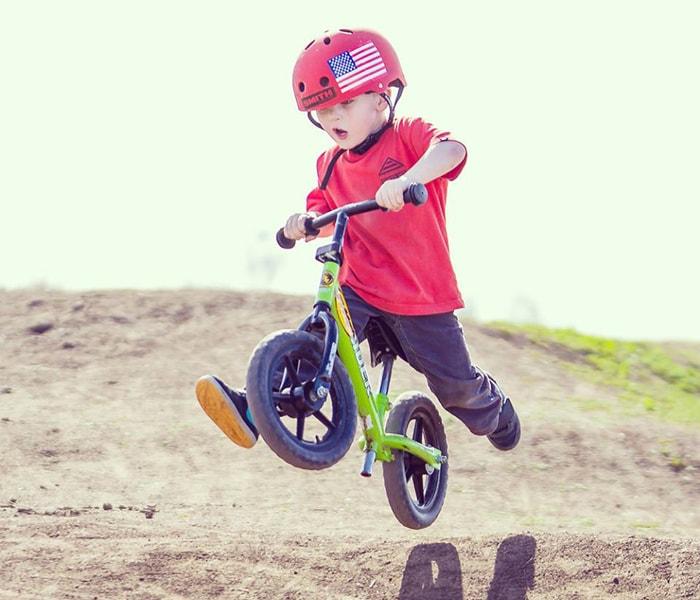 Xe đạp cân bằng và những lợi ích tuyệt vời