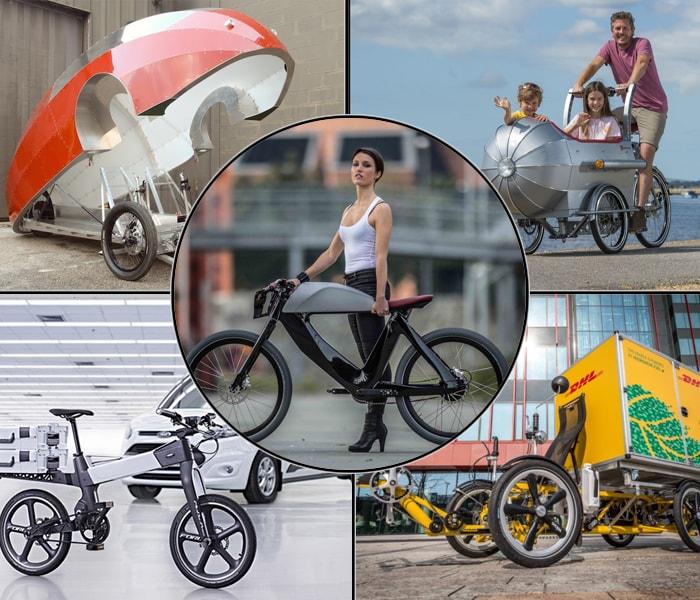 10 mẫu xe đạp đẹp nhất thế giới phần 2