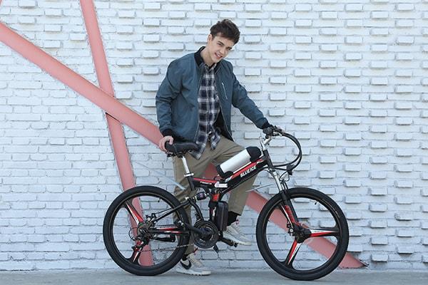 Lưu ý khi chọn mua xe đạp điện địa hình