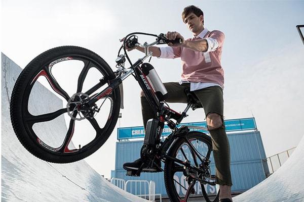Lưu ý khi mua xe đạp điện địa hình
