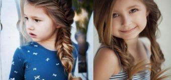 4 Kiểu tóc tết cực dễ thương cho bé gái