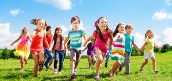 Niềm vui của trẻ con là điều tuyệt vời nhất!