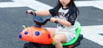 Những loại xe máy điện trẻ em cho bé gái