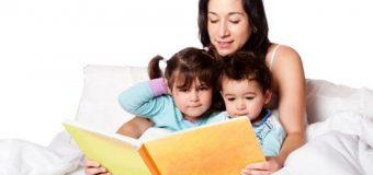 Lợi ích của việc kể chuyện cho con trước khi ngủ