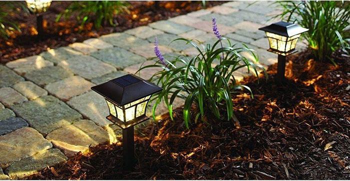 Tìm hiểu về đèn cắm đất năng lượng mặt trời 1
